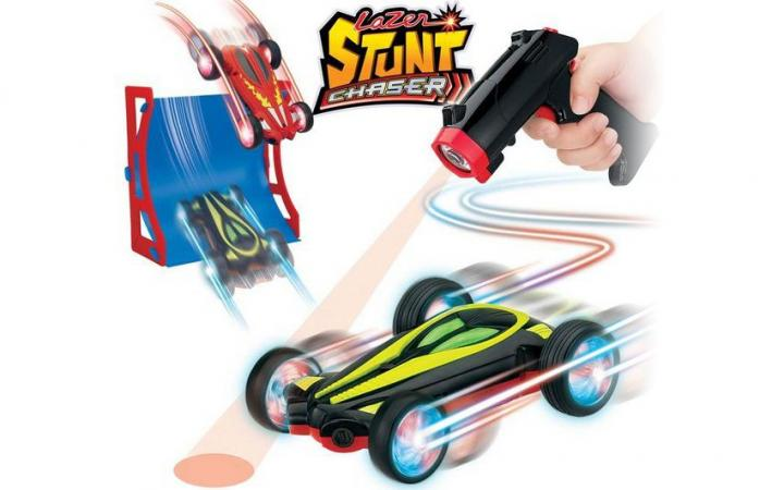Coches acrobáticos Lazer Stunt Chasers