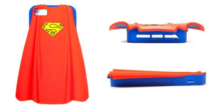 Funda de Superman para iPhone 5