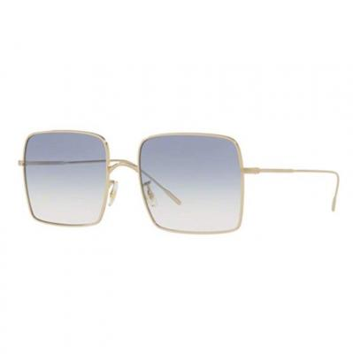 Gafas sol Oliver Peoples Rassine en color dorado