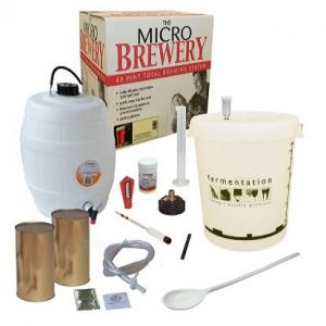Kit para hacer cerveza casera Youngs