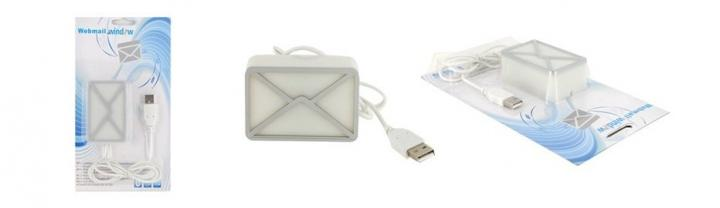 Notificador de email USB