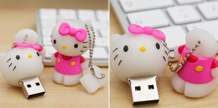 Pendrive de Hello Kitty de 8GB