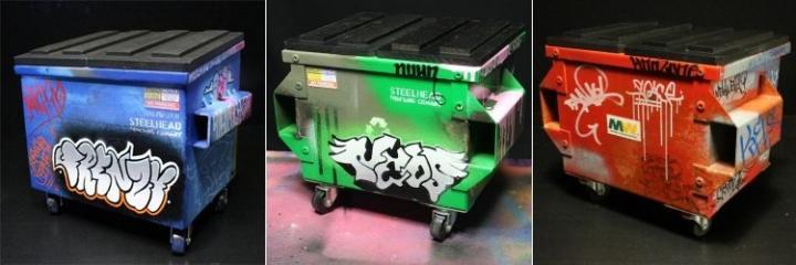 Regalos para la oficina ideas pr cticas para la decoraci n de la oficina regalos originales - Cubos de basura originales ...
