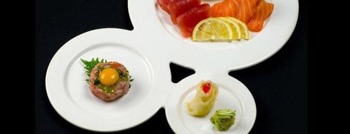 Vajilla especial de tres platos en uno ideas para regalar for Vajilla de platos