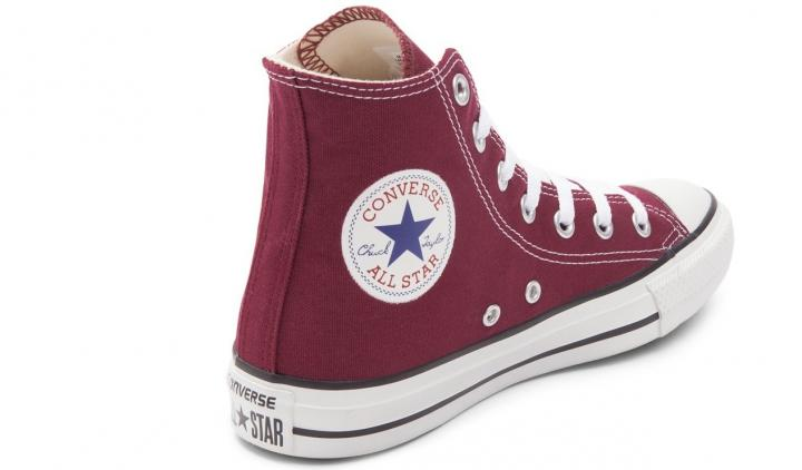 Zapatillas Converse All Star granates