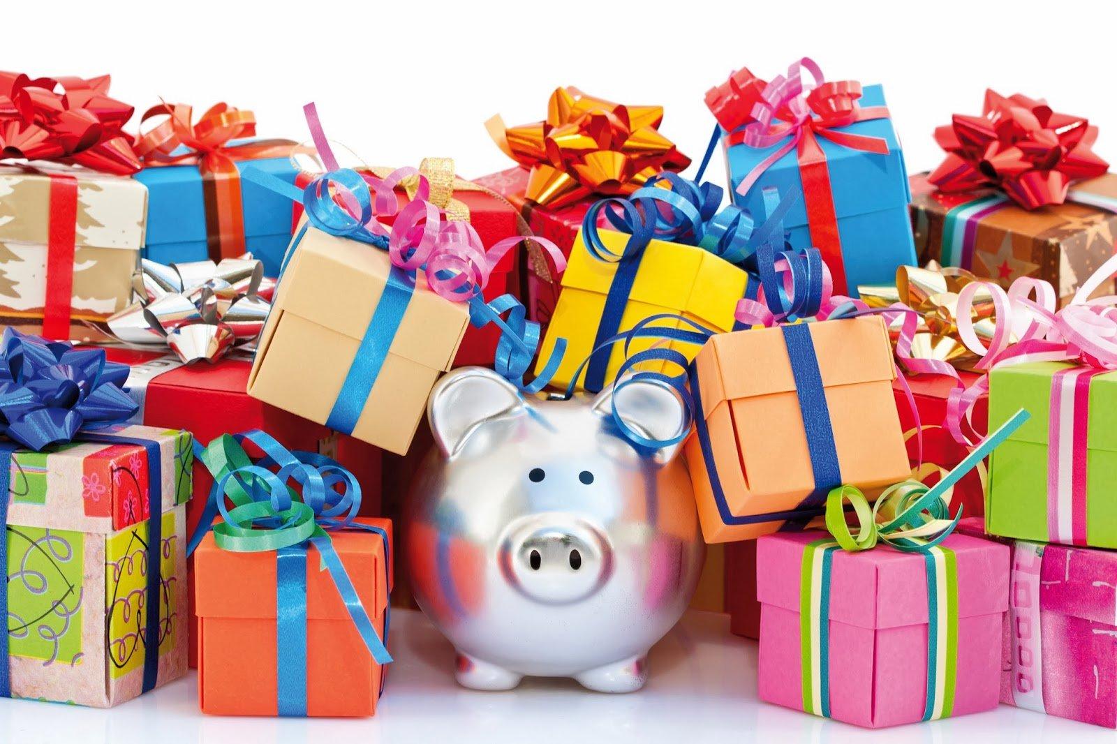 claves para ahorrar dinero en los regalos de navidad