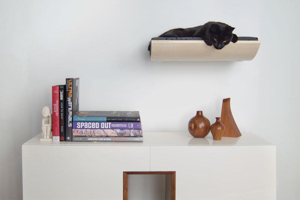 Cama para gatos de dise o ideas para regalar for Cama para gatos