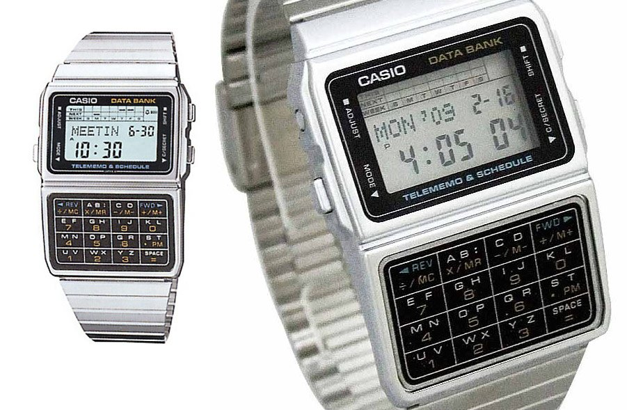 da7ce0905edf Clásico reloj calculadora de Casio. Ideas para regalar.