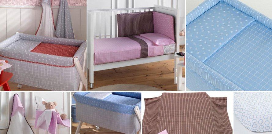 Colección Lovely, muebles y accesorios para tu bebé. Ideas para regalar.