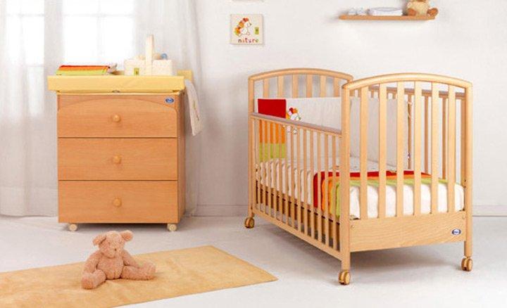 Cuna ciak de la firma pali ideas para regalar - Modelos de cunas de bebe ...