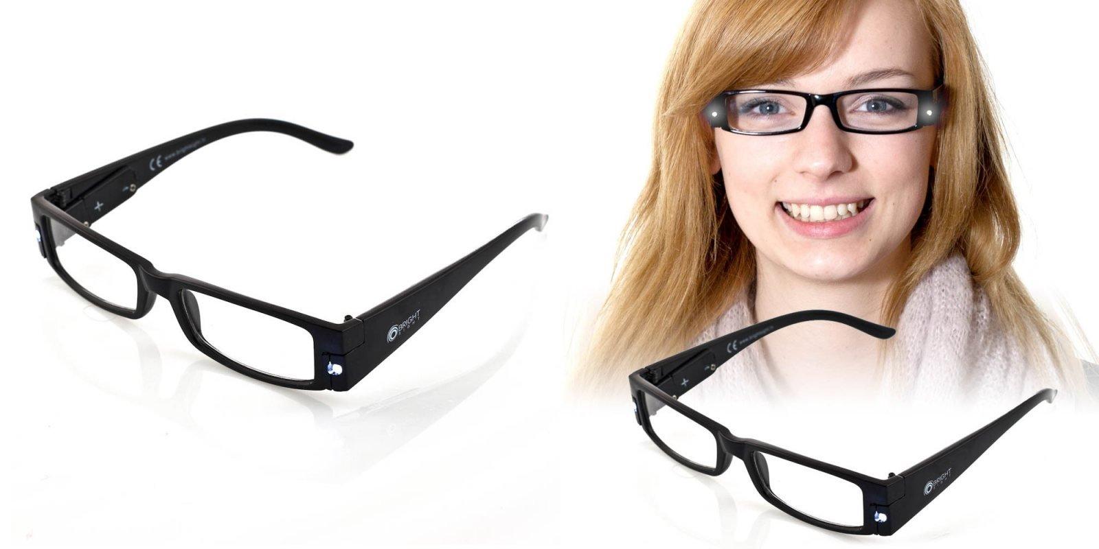 Gafas de lectura con luz ideas para regalar - Luces de lectura ...