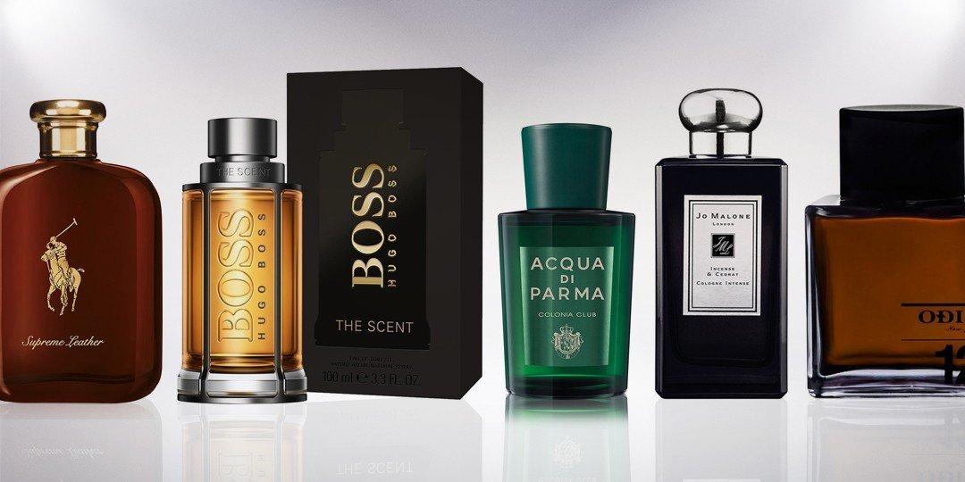 como elegir un buen perfume para hombre