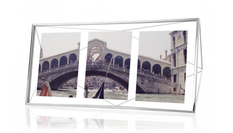 Originales marcos de fotos 3D. Ideas para regalar.