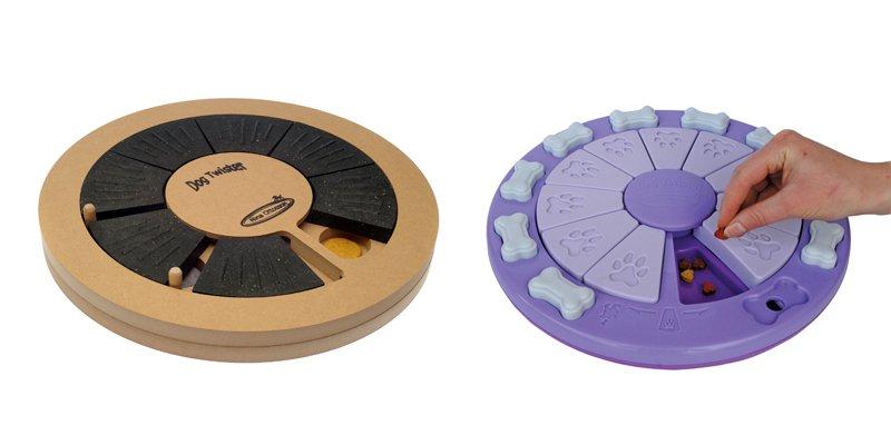 Puzzle Para Perros Dog Twister Ideas Para Regalar