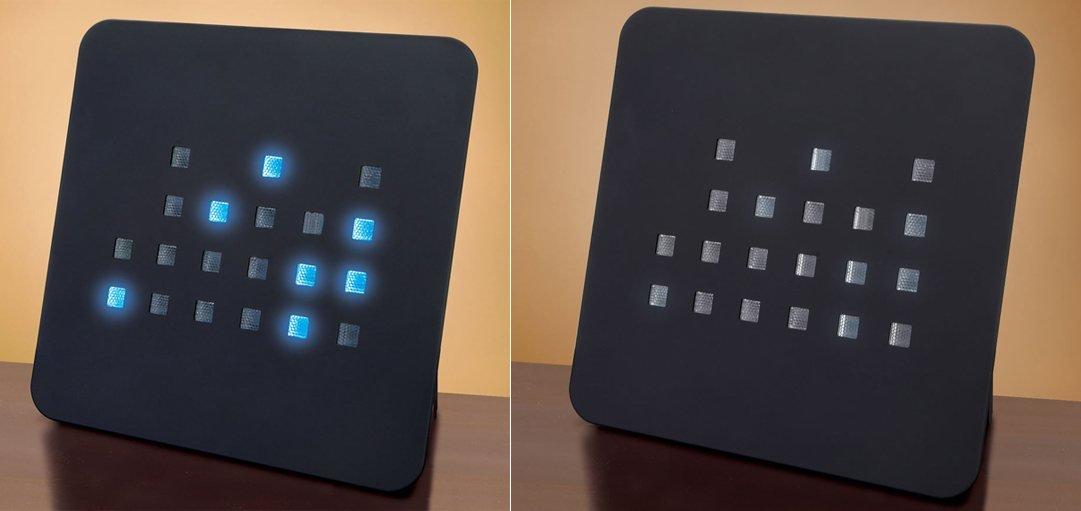 Reloj binario. Ideas para regalar. e8774efb624a