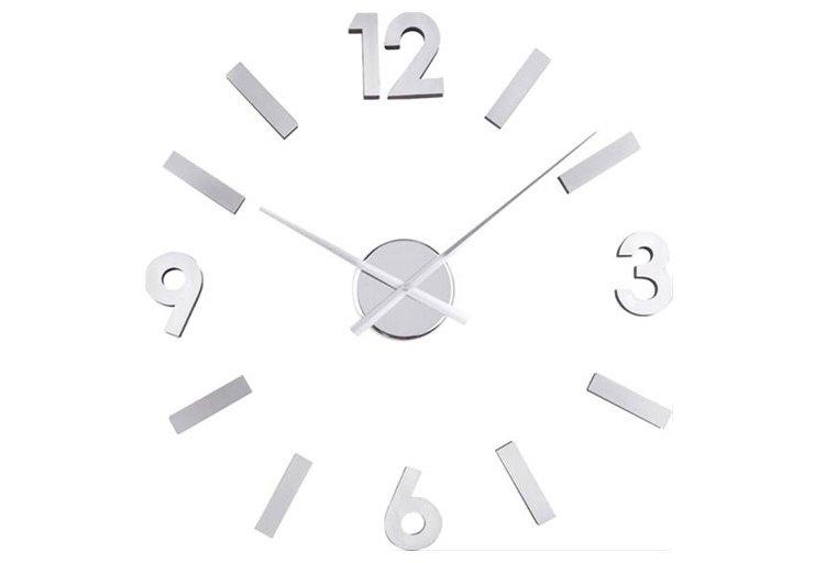 Reloj de pared adhesivo ideas para regalar - Como hacer un reloj de pared ...