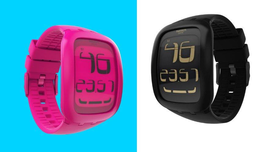 Reloj Swatch Touch, el reloj táctil de Swatch. Ideas para ...