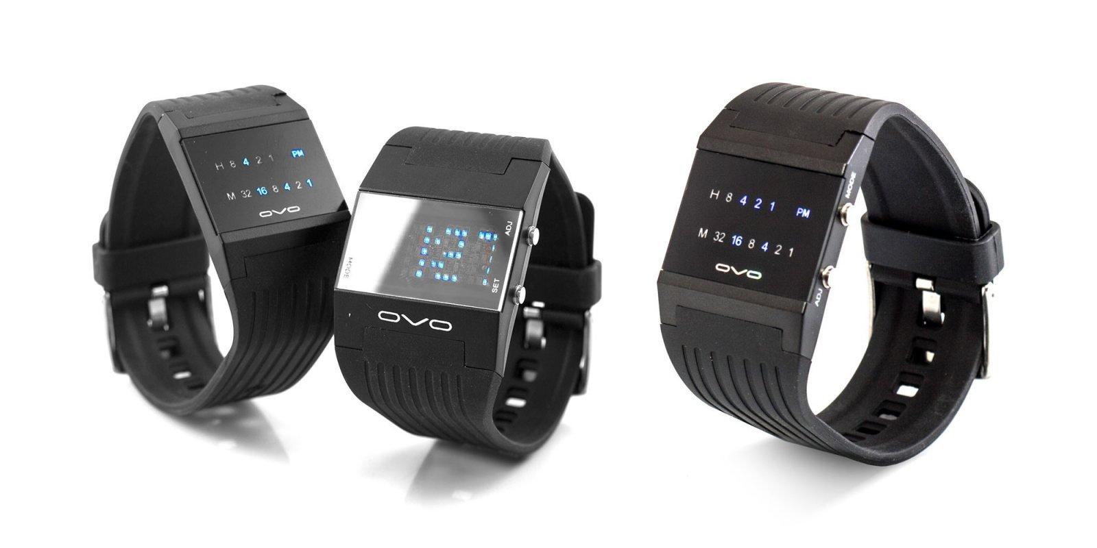 Relojes de dise o futurista ovo ideas para regalar - Relojes de diseno ...