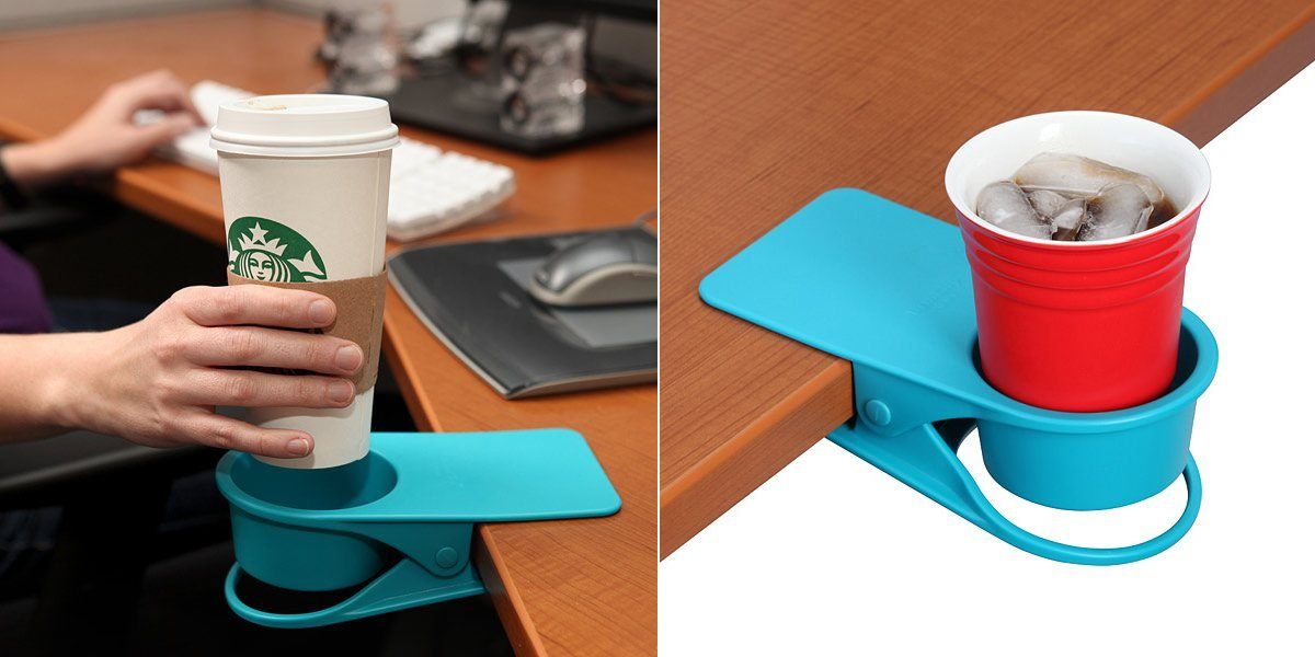 Soporte para bebidas especial para oficinas ideas para for Accesorios decorativos para oficina