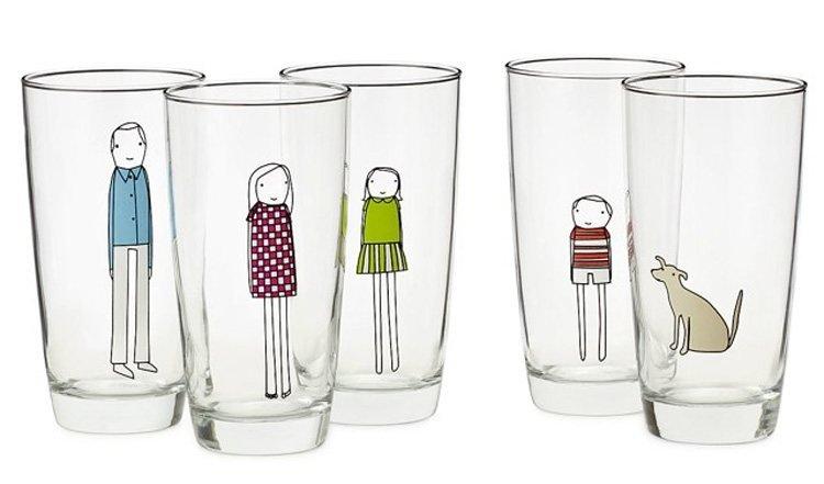 Vasos para toda la familia ideas para regalar - Vasos personalizados ...