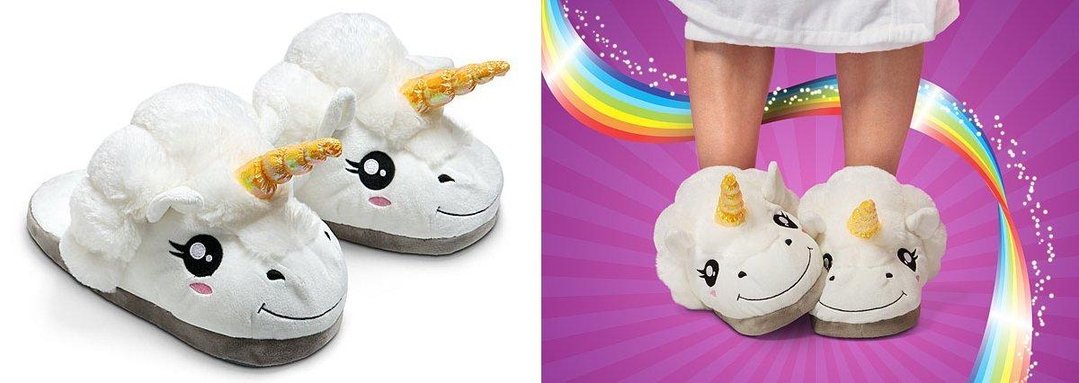 Zapatillas de casa con unicornios ideas para regalar - Zapatillas andar por casa originales ...